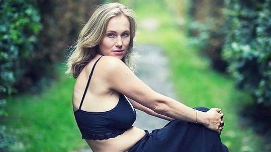Vlastina Svátková ukázala břicho čtyři měsíce po porodu.