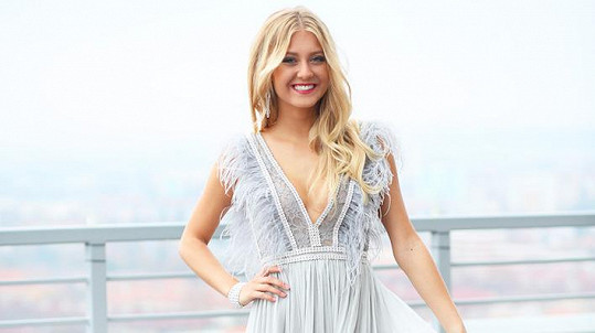 Natálie Kotková odletěla na Miss World.