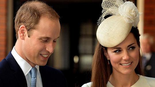William a Catherine jsou svoji už čtyři roky