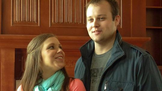 Josh a Anne čekají páté dítě.