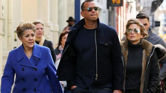 Jennifer Lopez je opět zamilovaná.