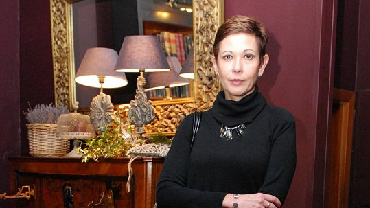 Marta Krampolová přiznala, že ji uráží manželka jejího exmanžela.