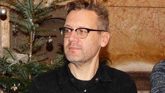 Herec David Matásek (54)
