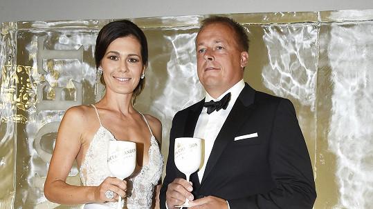 Jana Doleželová a David Trunda už netvoří pár.