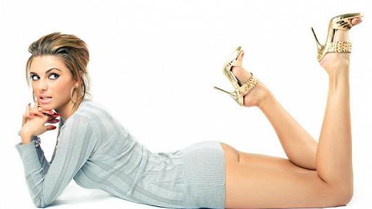 Mužům se v průměru nejvíce líbí dámské nohy velikosti 38.