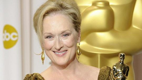 Okouzlující Meryl Streep by si ráda znovu zahrála Mirandu Priestly.