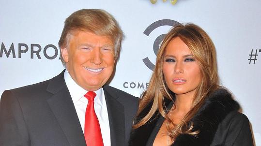 Melania Trump žaluje pomlouvače o pořádný balík...