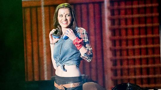 Veronika Zelníčková zdědila roli po těhotné Karolině Gudasové.