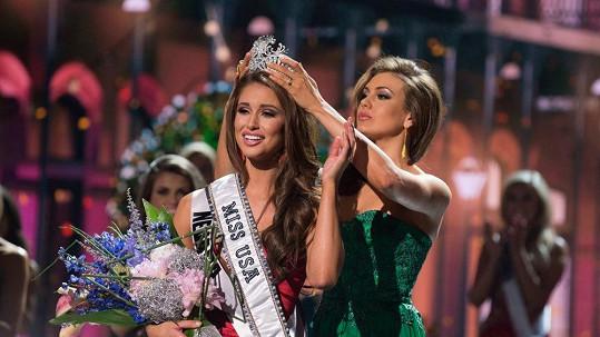 Nová Miss USA Nia Sanchez