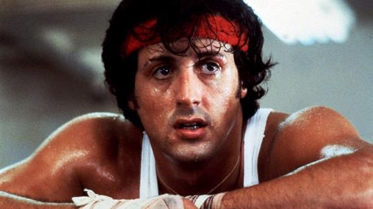 Sylvester Stallone jako Rocky