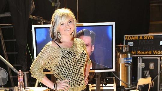Veronika Stýblová vypadala, jako by přibrala dvacet kilo.