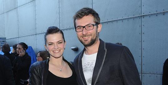 Marta Jandová a Mirek Verner se vzali.