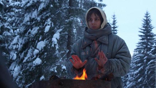 Aneta Langerová skončí v gulagu. Naštěstí jen ve filmu.