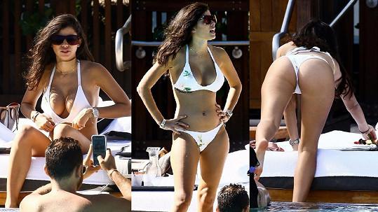 Portorická modelka Alexandra Rodriguez (26)