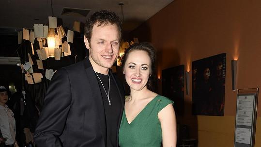 Jan Kříž s manželkou Maruškou