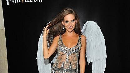 Andrea Verešová zvolila velmi úsporný model.
