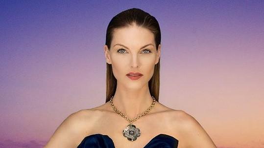 Pavlína je i ve čtyřiceti nádherná žena.