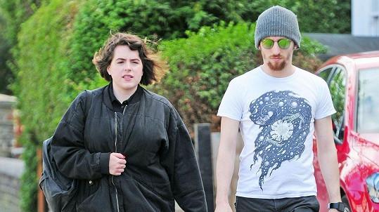 Isabella Cruise (24) se svým manželem, IT specialistou Maxem Parkerem