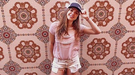 Denisa Pfauserová vyrazila na dovolenou do Marrákeše.
