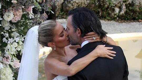 Sylvie Meis a Niclas Castello se vzali
