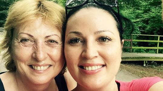 Ivana Christová nezapře podobu s maminkou.