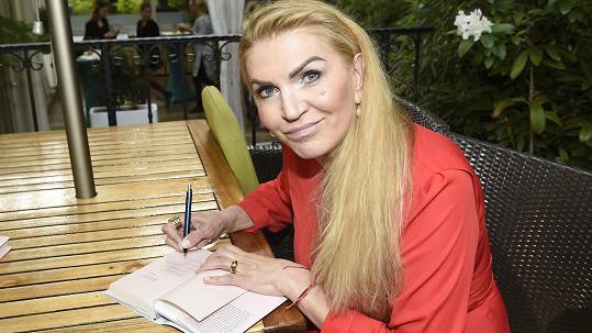 Martina Formanová napsala svoji dosud nejintimnější knihu.