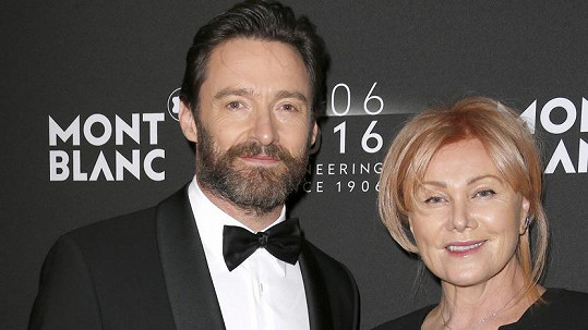 Hugh Jackman a Deborra-Lee Furness