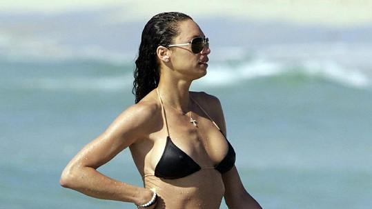 Holandská modelka Lilly Kerssenberg má co ukazovat.