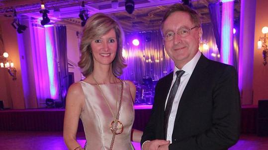 Manželé Petr a Monika Arenbergerovi