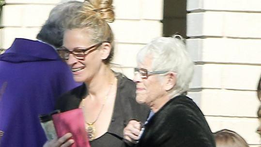 Julia Roberts s maminkou Betty Lou