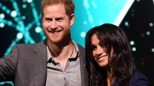 Vévoda a vévodkyně ze Sussexu si povedou komunikaci na sociálních sítích sami.