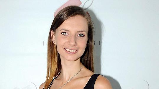 Monika Sommerová hubne díky baletu.