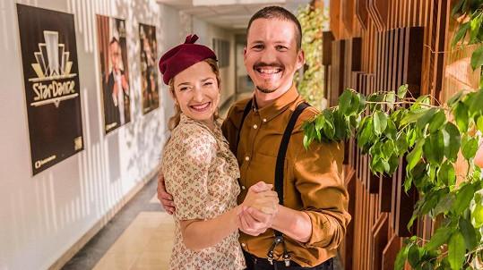Tanečník Robin Ondráček se vrací do StarDance. Provede Mariku Šoposkou.