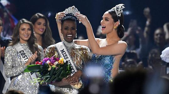 Miss Universe se stala kráska z Jihoafrické republiky.