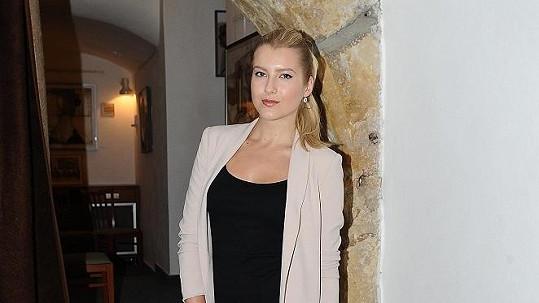 Jitka Nováčková rozhodně není kost a kůže.