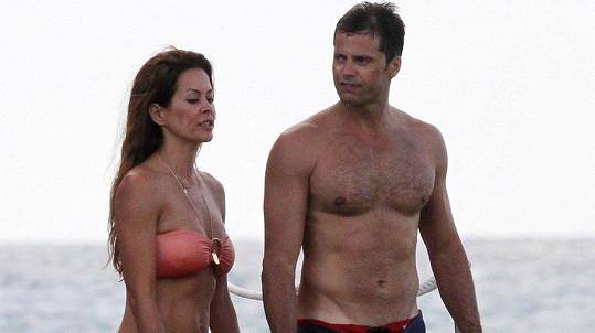 David Charvet a Brooke Burke se rozvádějí.