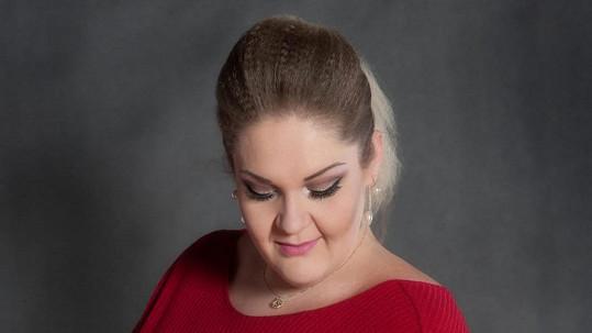 Muzikálová zpěvačka Pavlína Ďuriačová prozradila, jak pojmenuje syna.