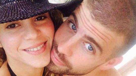 Shakira a Gerard Pique jsou krásný pár.