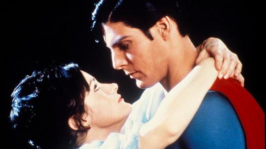 Margot Kidder a Christopher Reeve
