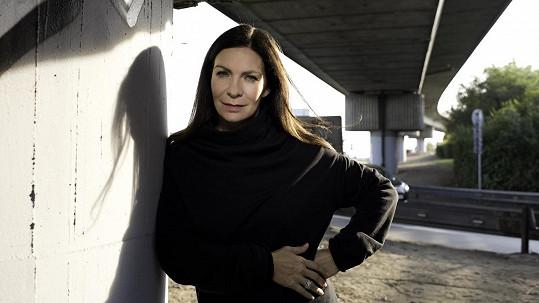 Anna K. zavzpomínala na Stáňu Lekešovou.