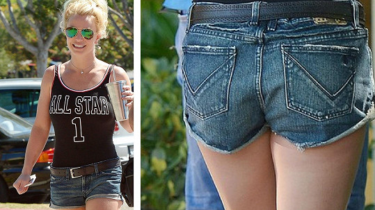 Tenhle výsledek musel stát Britney Spears hodně potu...