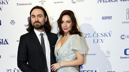 Biser Arichtev s manželkou Veronikou
