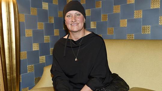 Zdeňka Pohlreichová se rozhodla pro radikální řešení své nemoci