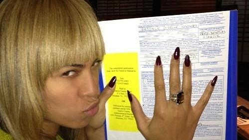Beyoncé byla u voleb k nepoznání.