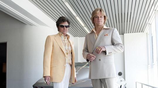 Mat Damon s Michaelem Douglasem v novém filmu.