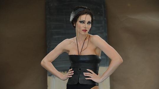 Andrea Verešová je vážně kost.