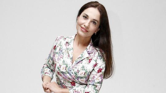 Čerstvá padesátnice Michaela Kuklová