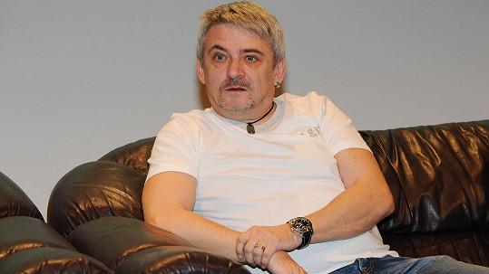Michal Suchánek nemá zrovna pohodový víkend.