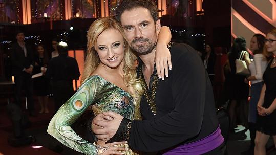 Lucie Hunčárová a Emanuele Ridi se rozešli.