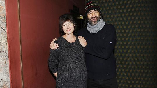 Jakub Kohák s partnerkou